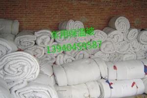 白牛津布加羊毛毡保温被保温被