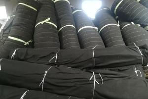 黑正品加EPE棉加膨松棉保温被